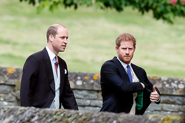 Article image for Why Prince Harry's recent behaviour is 'classic second-child syndrome'