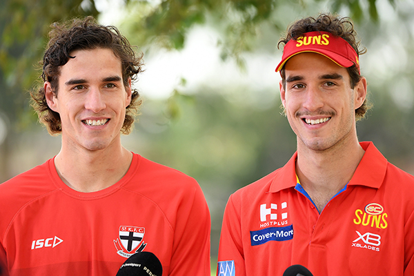 Article image for Max King agrees to lengthy contract extension as speculation about his brother intensifies