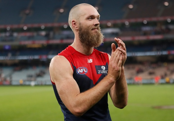 Article image for Max Gawn's thoughts on Dees best start to season since 1956