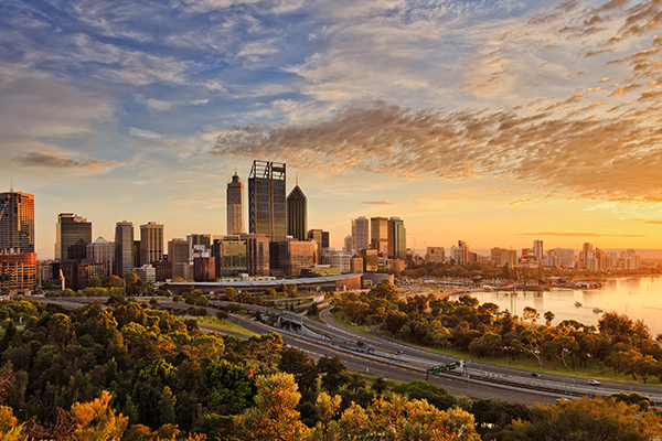 Why Perth appears to have an identity crisis!