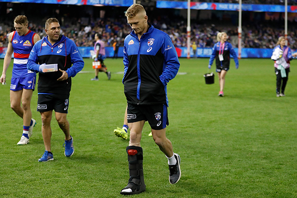 Article image for Adam Treloar set for lengthy stint on the sidelines