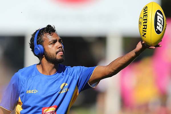 Article image for Willie Rioli now facing drug charges in the Northern Territory