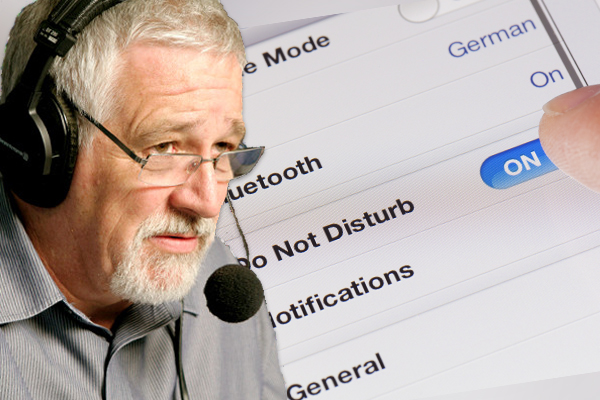 Article image for The former politician who drove Neil Mitchell to restrict after hours phone calls