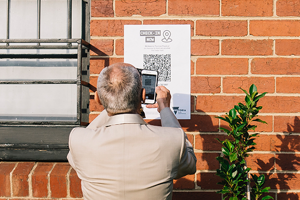Article image for A million Victorians could be caught out by 'hidden trap' in QR code rules