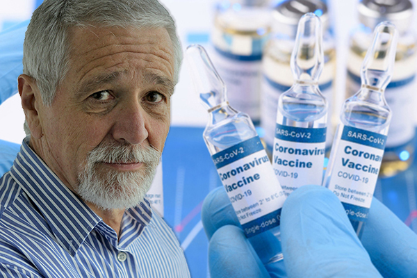Article image for Neil Mitchell's view on whether COVID-19 vaccination should be mandatory