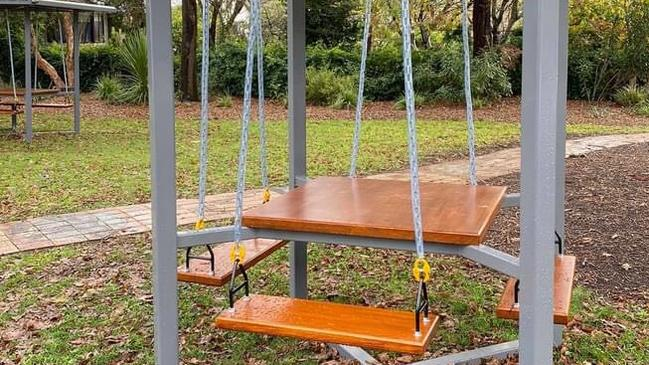 Article image for Sassafras swing seats spark confusion and concern