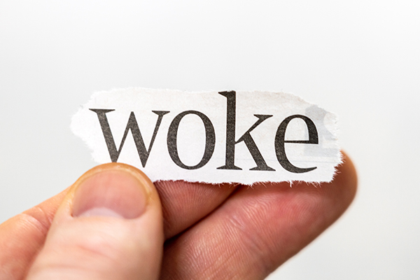 Article image for How 'woke' became a 'genius brand' that 'threatens our way of life'