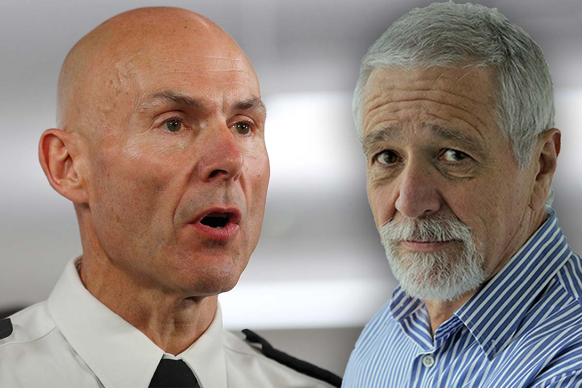 Article image for Neil Mitchell says Emergency Services Commissioner must answer to 'obscene error'