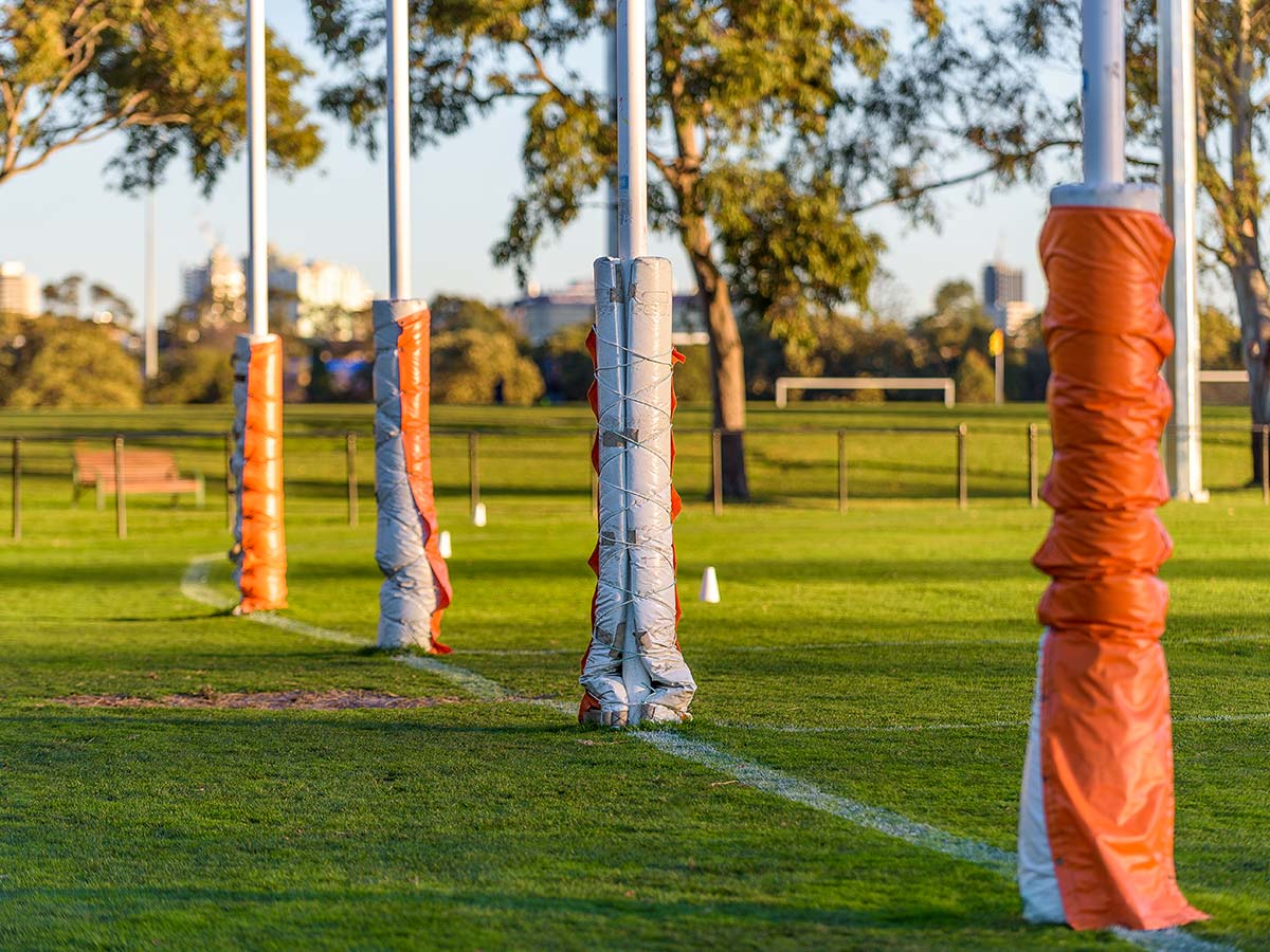 Article image for Goal of the lockdown: Junior football club's competition a runaway success