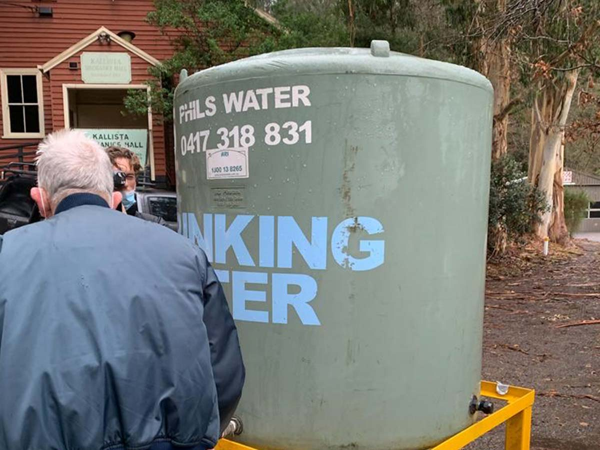 Article image for DO NOT DRINK: Urgent warning issued for contaminated tap water in three suburbs