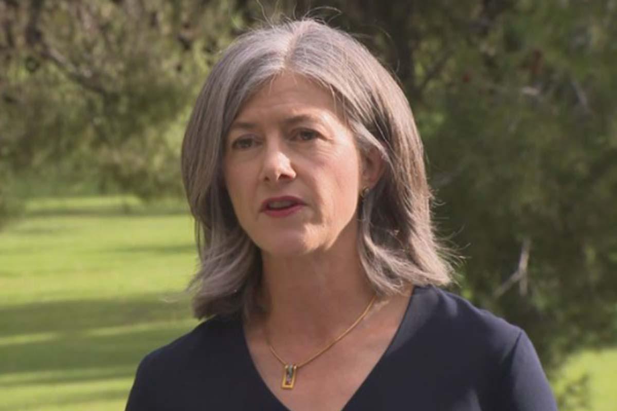 South Australia's Chief Health Officer Nicola Spurrier