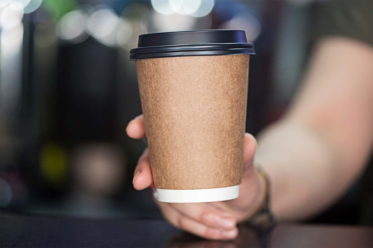 Article image for Random act of kindness: Generous Tasmanian shouts Melburnians free coffees