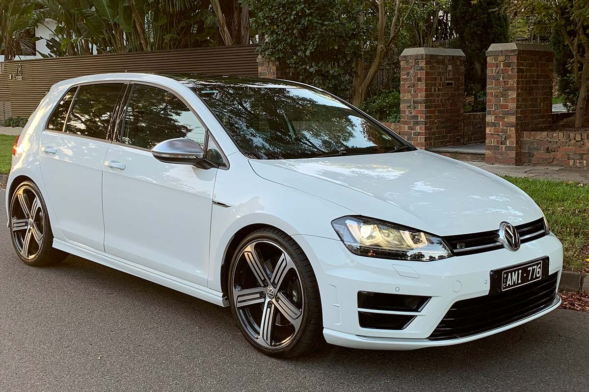 Article image for Volkswagen Golf owners targeted in cunning string of thefts