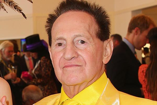 Article image for Australian businessman Dr Geoffrey Edelsten found dead