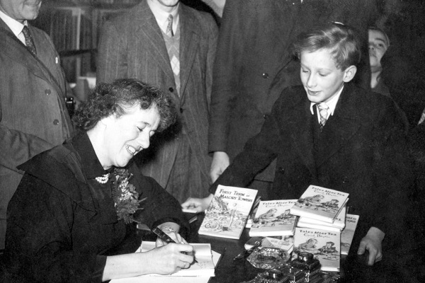 Renowned author Enid Blyton's legacy branded as racist
