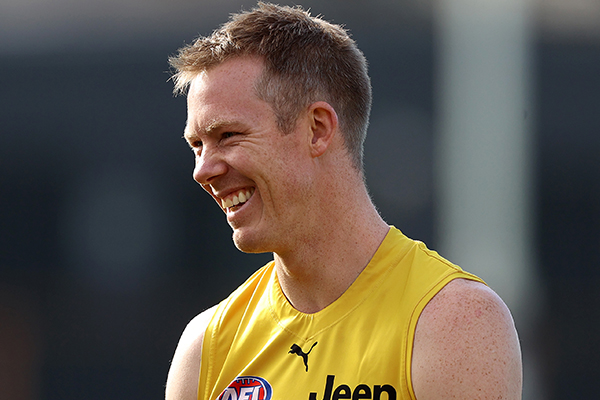Article image for Leigh Matthews responds to suggestions Richmond should move on Jack Riewoldt