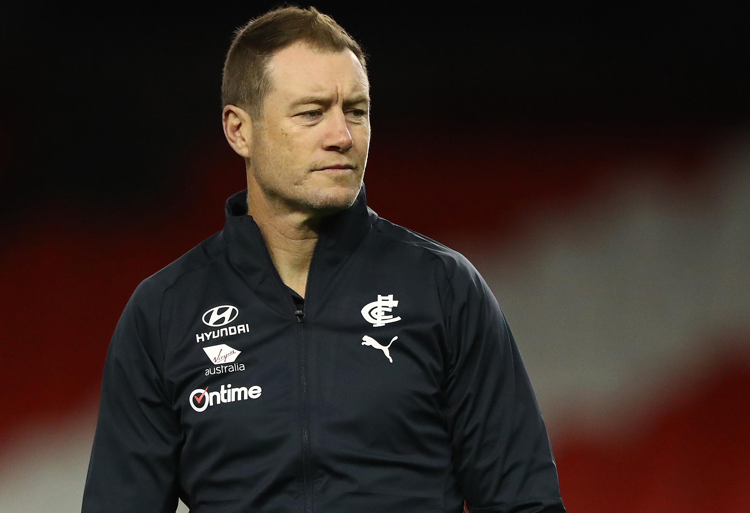 High-profile assistant coach leaves Carlton ahead of club review