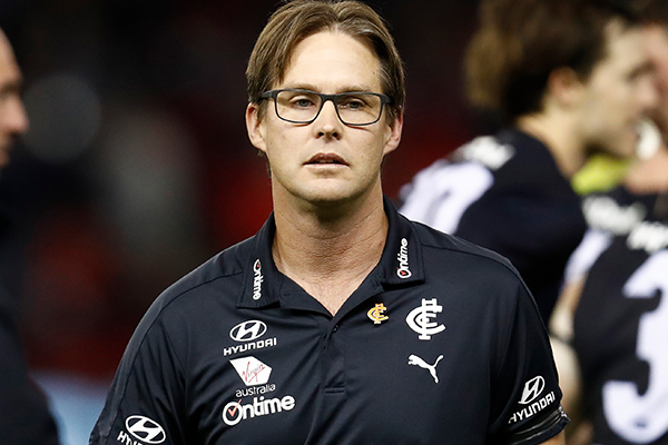 Article image for Carlton to launch external review of football department