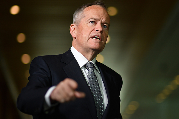 Article image for Bill Shorten explains why he feels 'vindicated' today