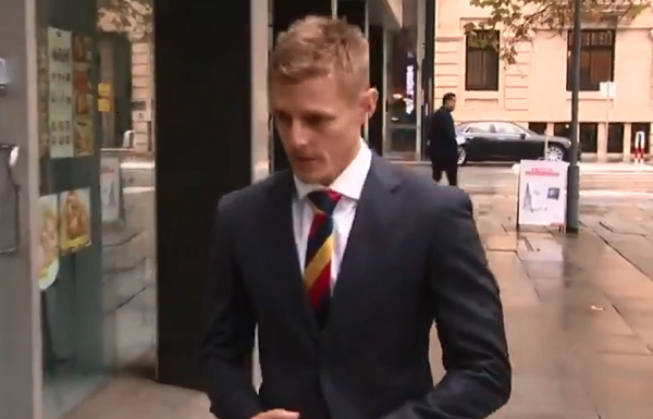 Article image for David Mackay found not guilty after marathon tribunal