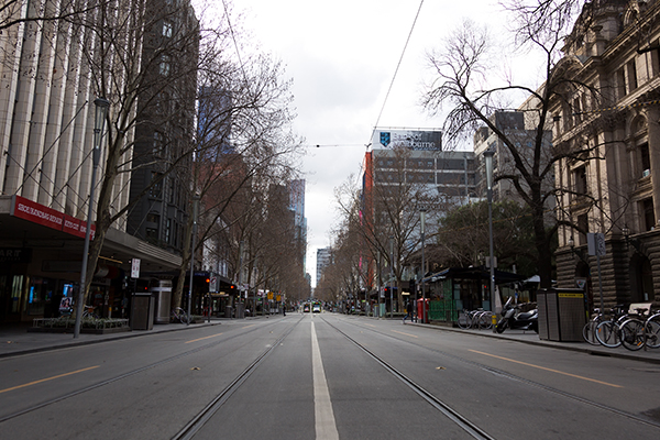 Federal Treasurer 'concerned' with Victoria's population exodus