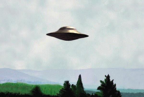 Authorities acknowledge UFO sightings