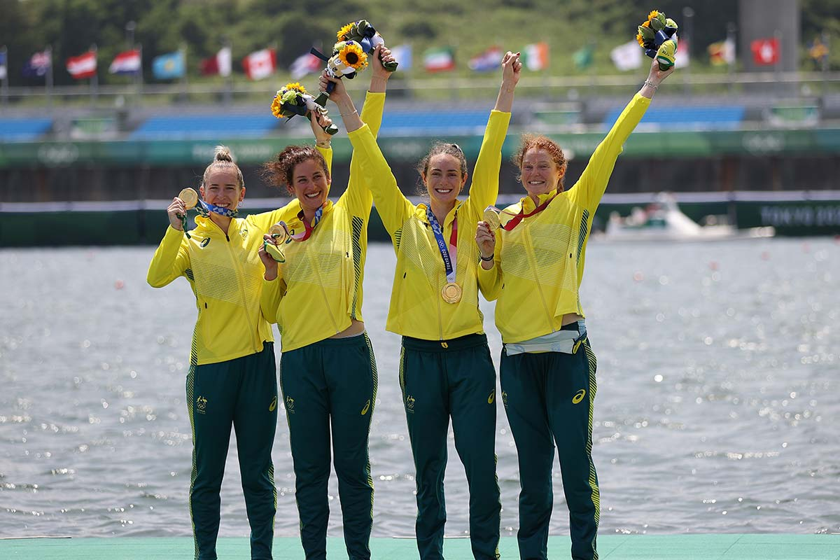 Article image for How Neil Mitchell wants to see Melbourne celebrate returning Olympians