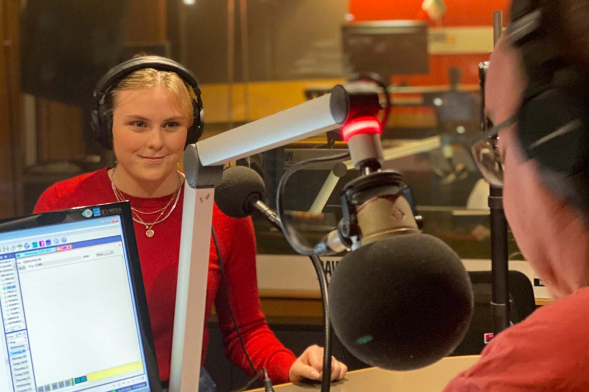Article image for 3AW Breakfast's newest recruit, Emilia, shares a really, really good story