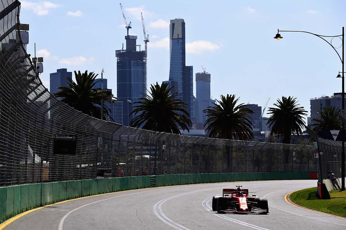 F1 Grand Prix Melbourne