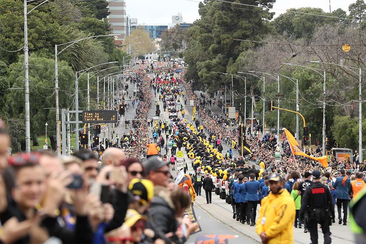 AFL Grand Final parade to be scrapped in favour of another event