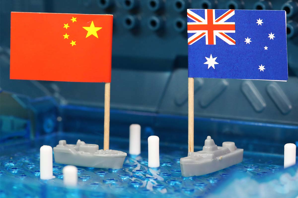 Article image for Australia 'should have concerns' about China spying on military exercises in Queensland