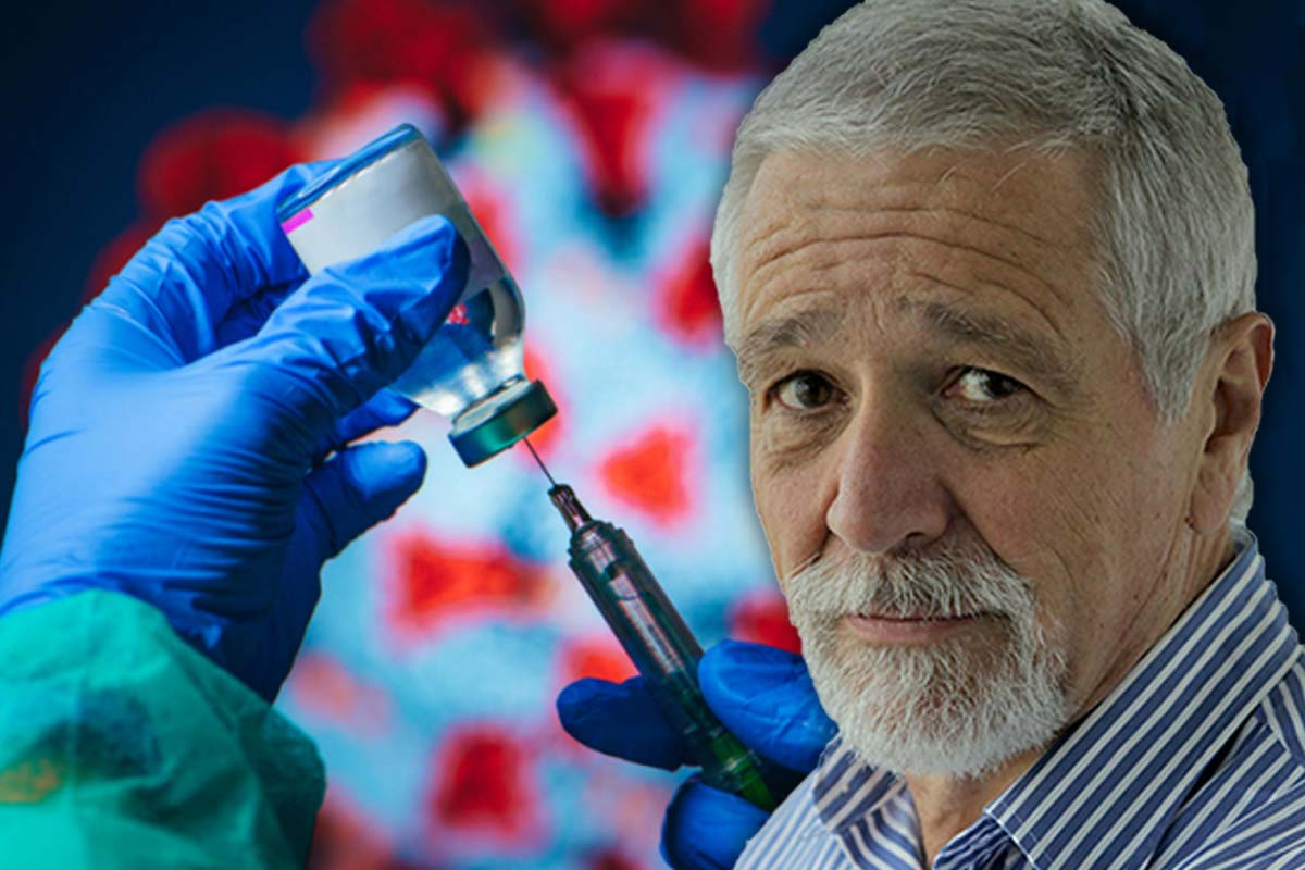 Article image for The 'great unmentioned' Neil Mitchell says Australia's vaccination campaign fails to acknowledge