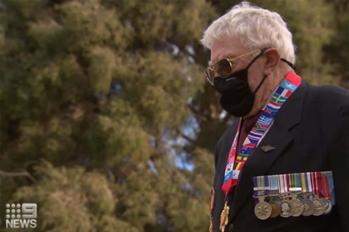 The lovely way a Melbourne neighbourhood is helping an elderly veteran after a brazen attack