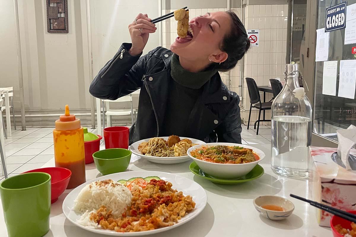 Article image for Sofia reviews: Famili Ria — 'I loved it'