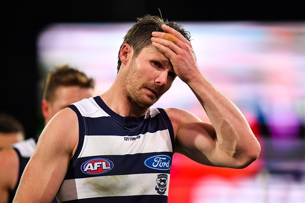 Article image for 'It still doesn't seem real' – Patrick Dangerfield recalls the death of Phil Walsh
