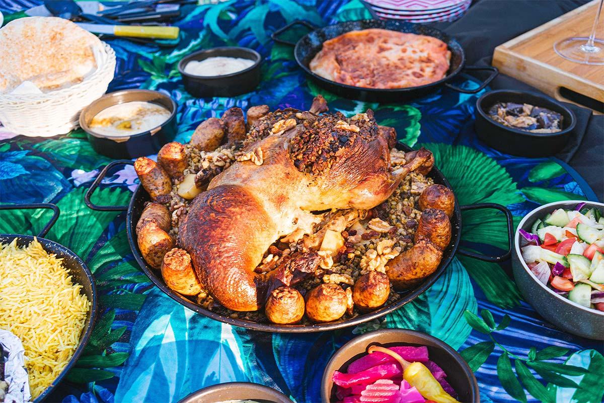Article image for Sofia Levin's five kilometre world food tour