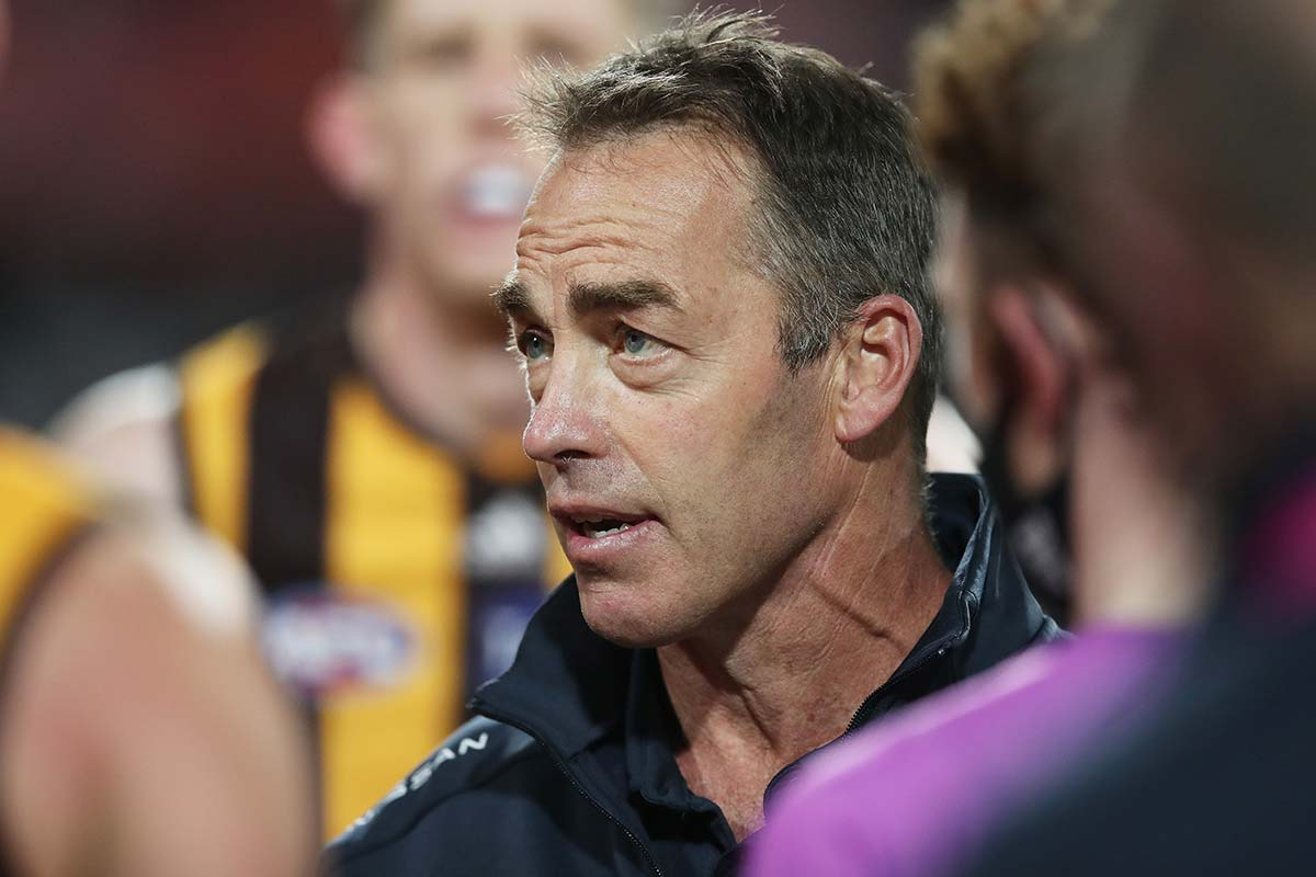 Article image for Leigh, Lloydy and Tony Shaw react to Alastair Clarkson's early Hawthorn exit