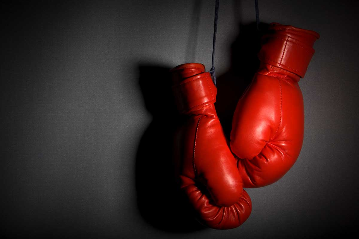 Article image for Matthew Richardson responds to AFL's reported ban on sparring