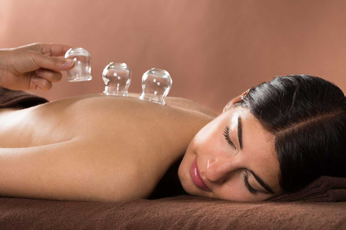 Article image for Sports medicine specialist shares thoughts on 'cupping' and whether it works