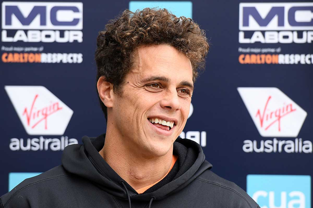 Article image for Ed Curnow puts pre-season tale to bed in funny fashion!