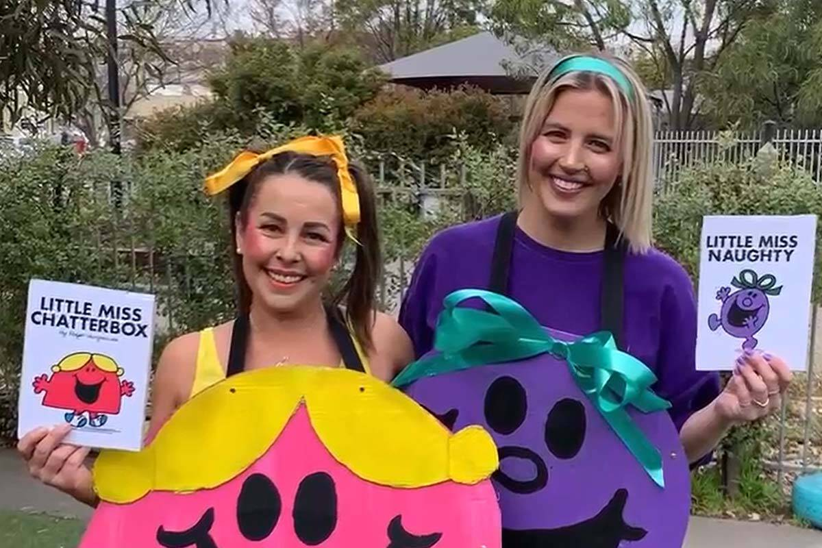 Article image for The lovely way kindergarten staff are bringing smiles to the faces of children at home