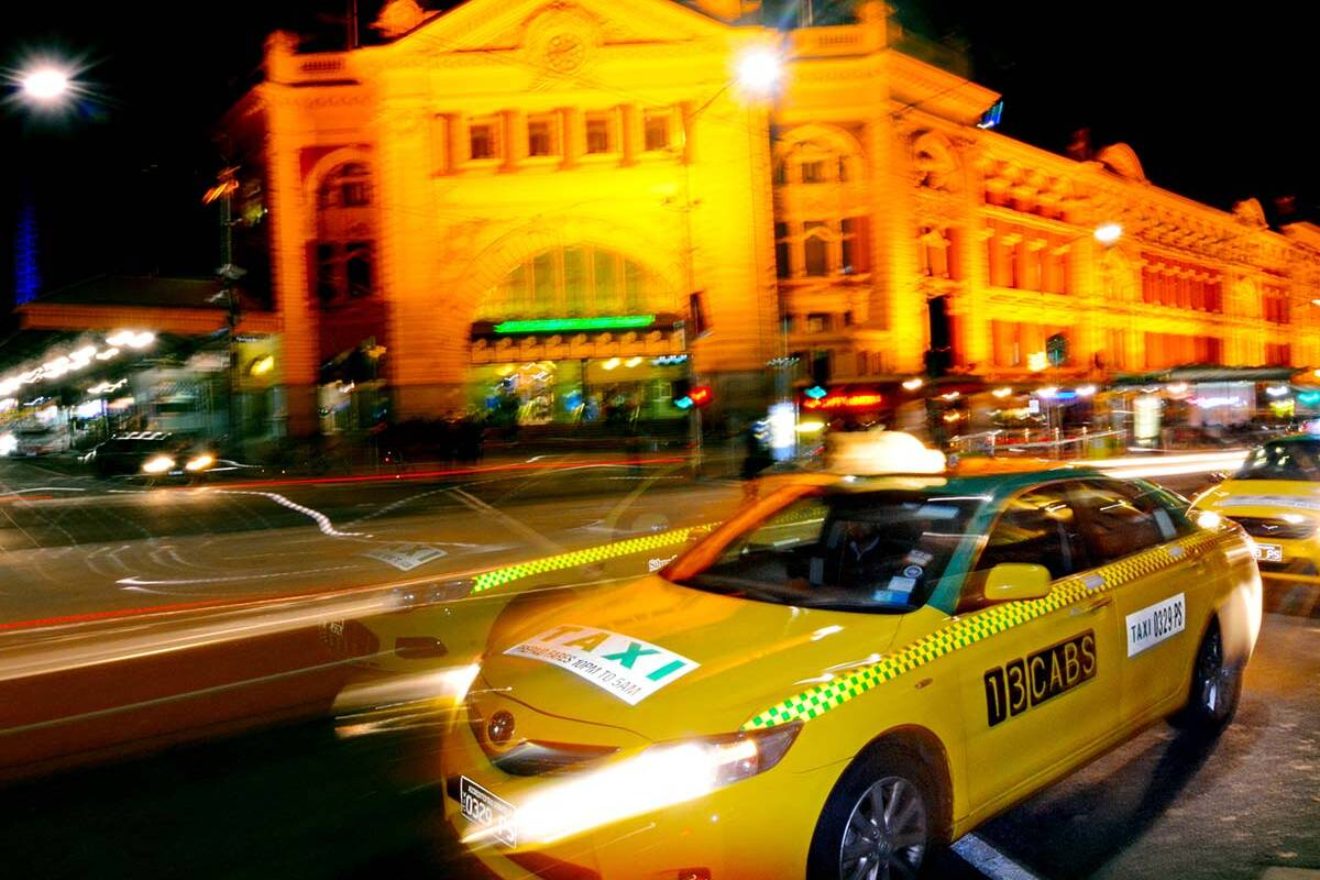 Article image for Taxi company to give riders option to choose a fully-vaccinated driver