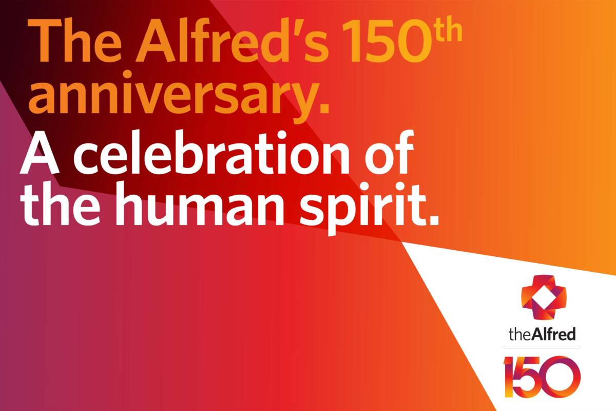 Article image for DONATE: The Alfred's Critical Care Appeal— Support the next 150 years