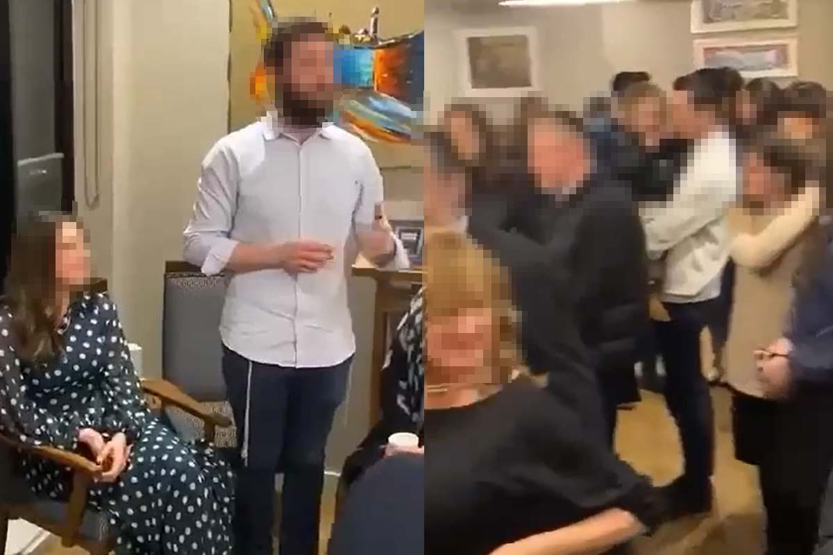 Article image for Dozens attended illegal engagement party with positive COVID case