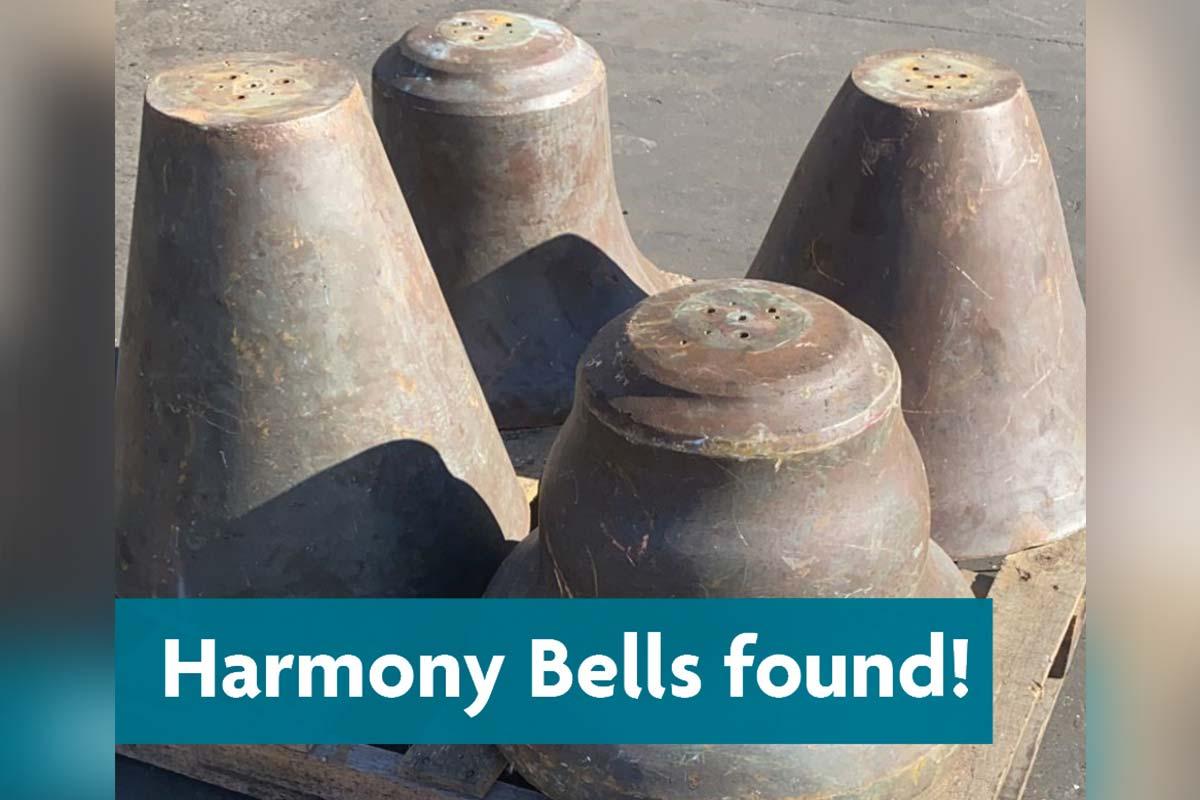 Phillip Island harmony bells