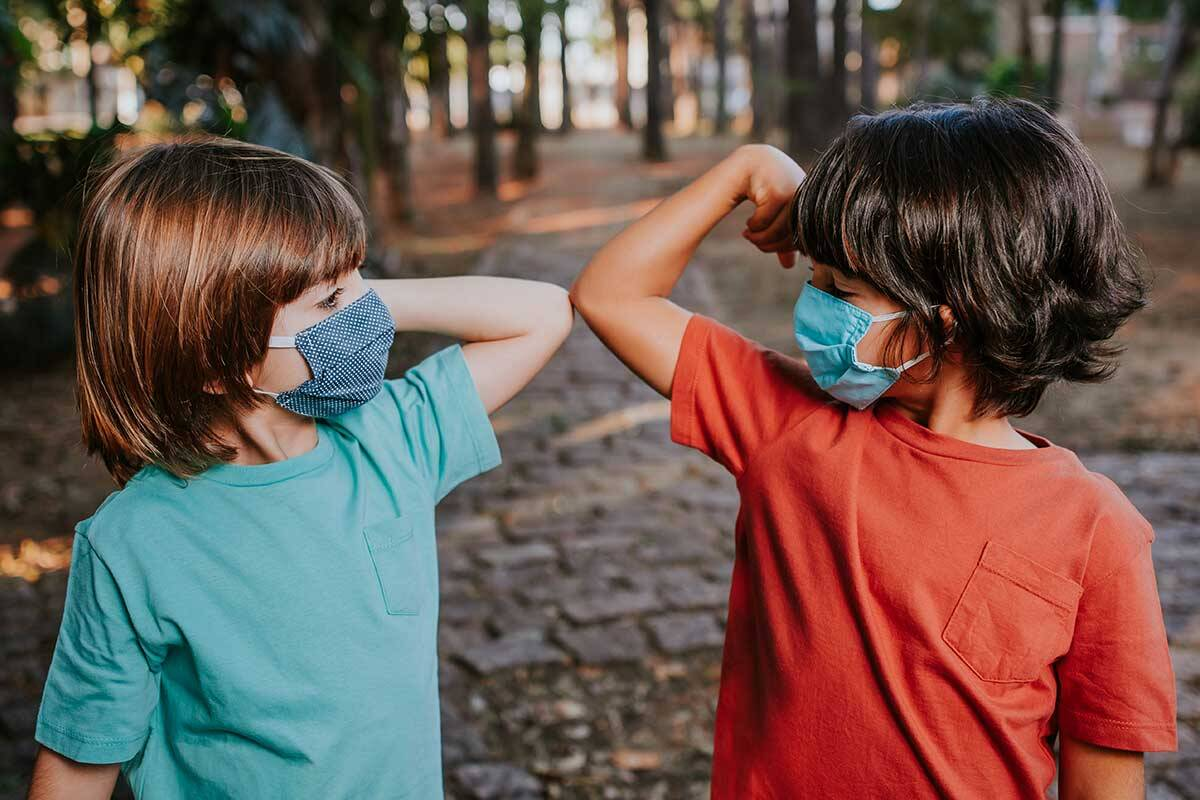 Article image for Delta and kids: Infectious diseases paediatrician explains why you shouldn't be alarmed