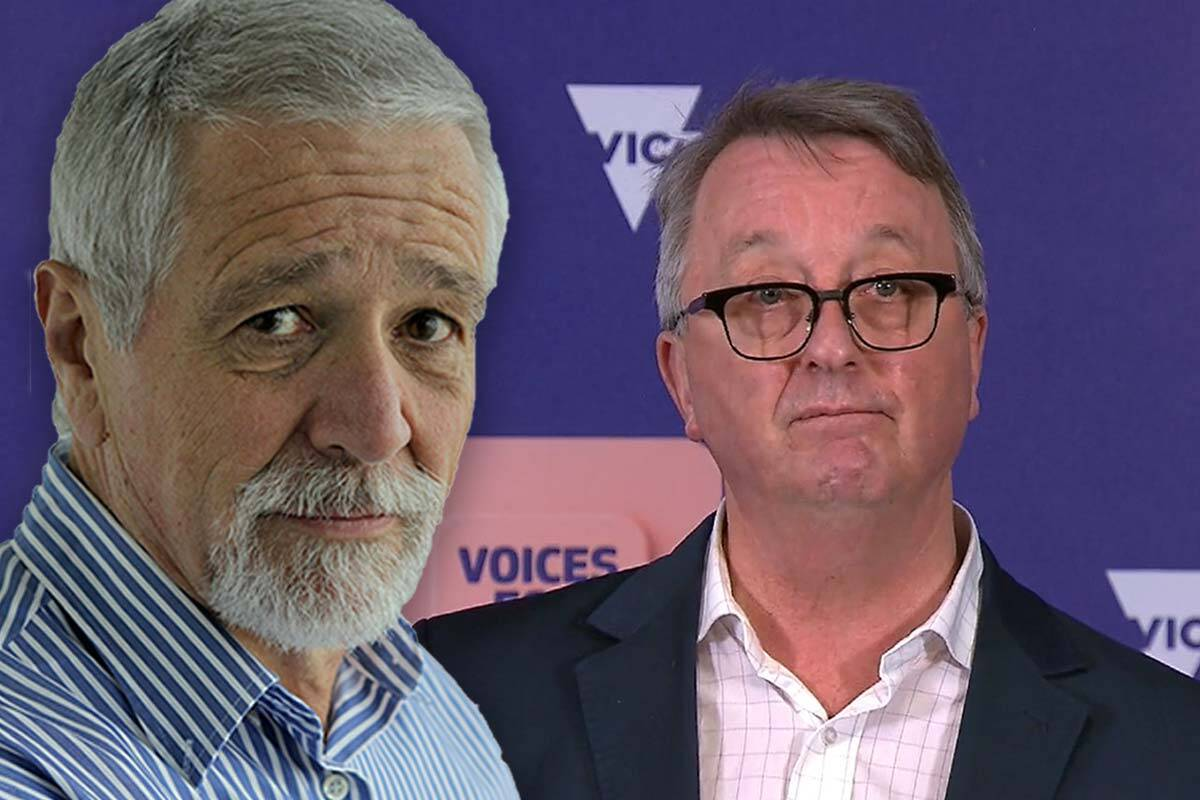 Article image for 'He doesn't get it': The comments from Martin Foley that left Neil Mitchell 'stunned'