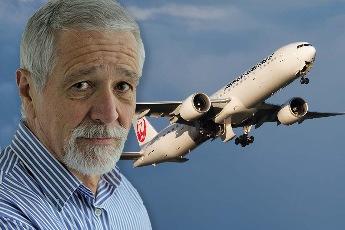 Article image for What Neil Mitchell thinks should happen to 'idiot' athletes who wreaked havoc on a flight