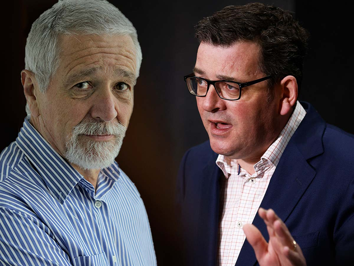 Article image for 'It's only fair': Neil Mitchell calls on Premier to address how MP left Melbourne during lockdown