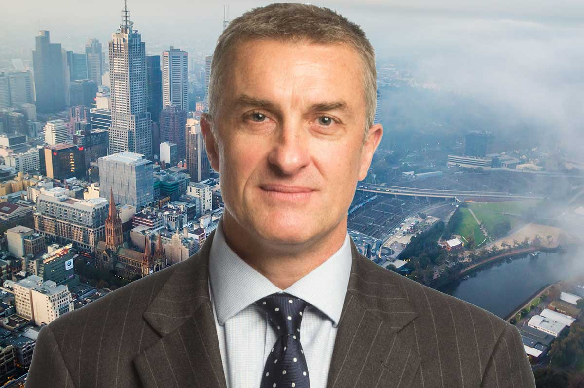 Article image for Why Tom Elliott is unhappy with Infrastructure Victoria